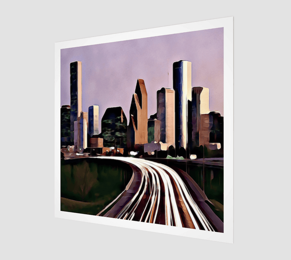 Houston-Skyline-Drawing-The-Road-to-H-Town