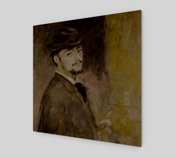 Buy famous artwork Pierre-Auguste Renoir Portrait - A painting of Pierre-Auguste Renoir Portrait