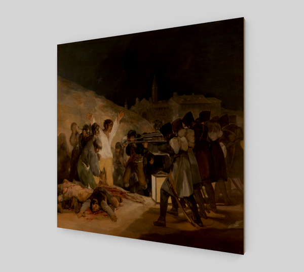The Third of May 1808 by Francisco Goya