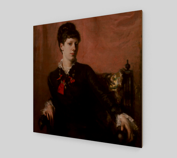 Fanny Watts by John Singer Sargent Paintings | Fine Arts