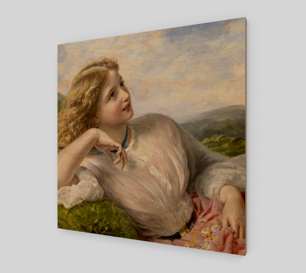 The song of the lark by Sophie Gengembre Anderson | Fine Arts