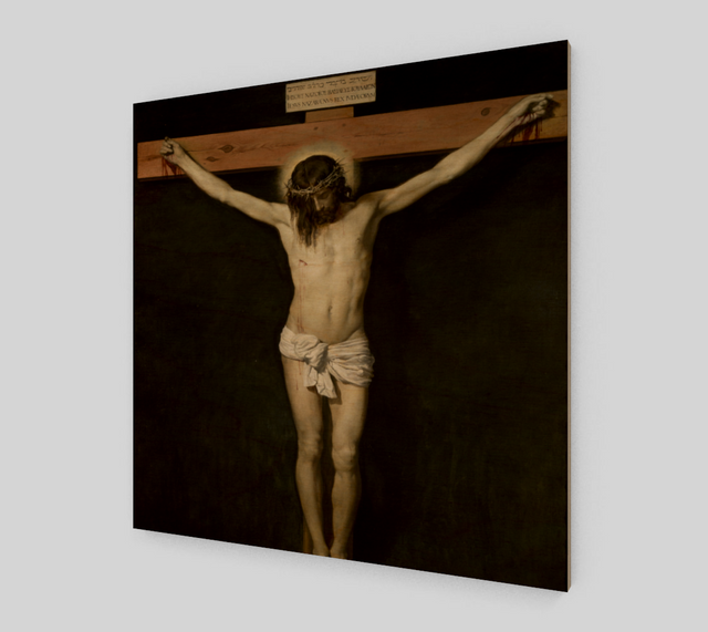 Christ Crucified by Diego Velazquez | Fine Art Reproductions