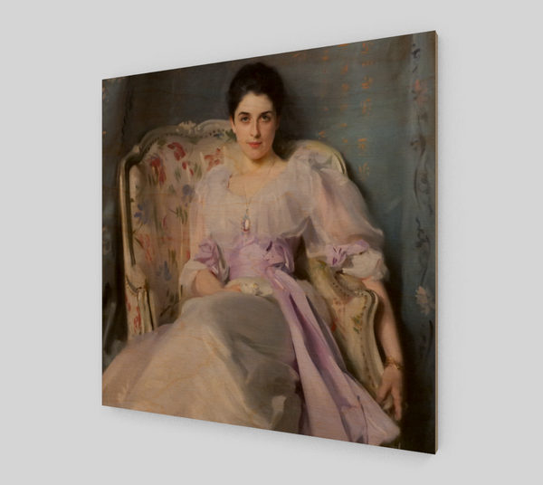 Lady Agnew of Lochnaw by John Singer Sargent | Fine Arts