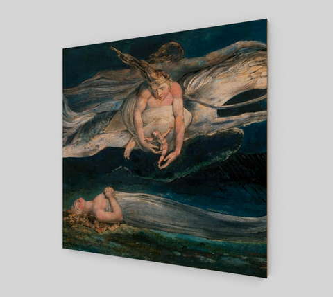 Pity by William Blake [Wooden Canvas Prints]