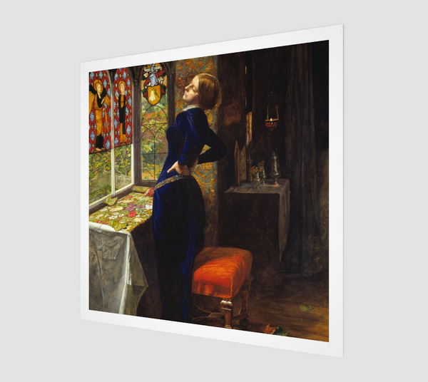 Mariana by John Everett Millais | Fine Arts