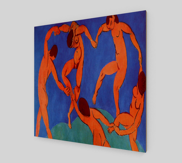 Dance by Henri Matisse | Fine Art Reproductions