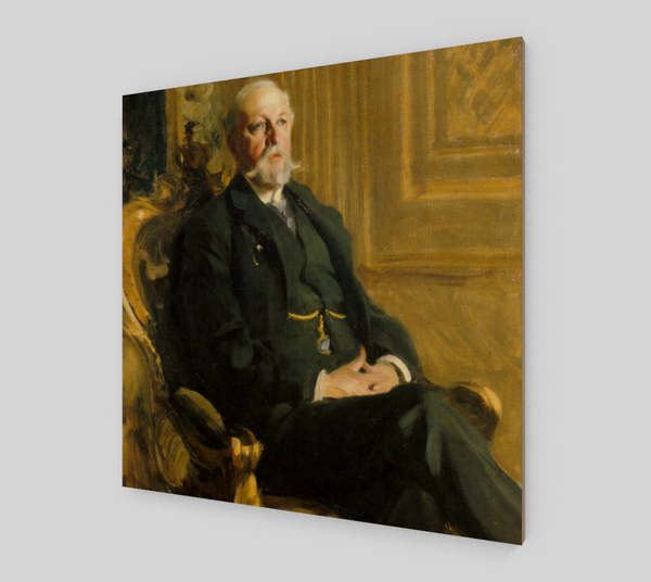 The King of Sweden, King Oscar II by Anders Zorn | Fine Arts