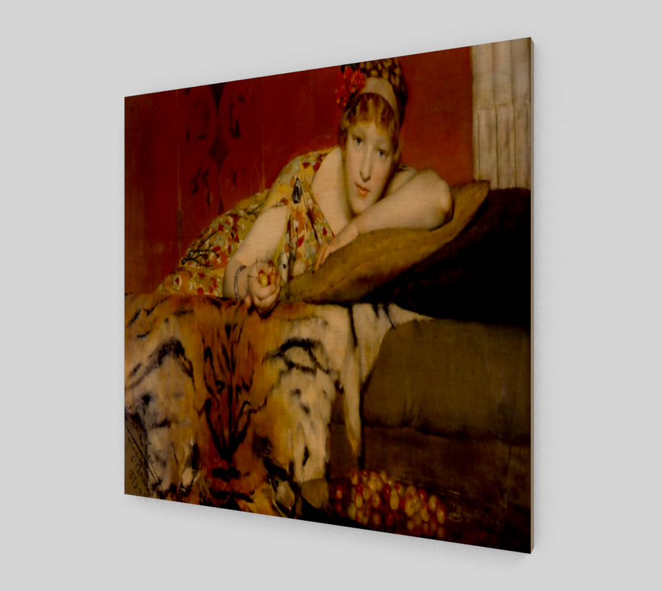 Cherries by Lawrence Alma Tadema | Fine Arts Prints