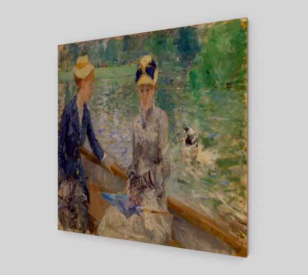 Summer's Day by Berthe Morisot [Fine Art Reproductions]