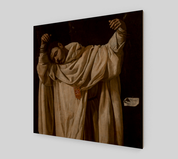 Saint Serapion by Francisco de Zurbaran