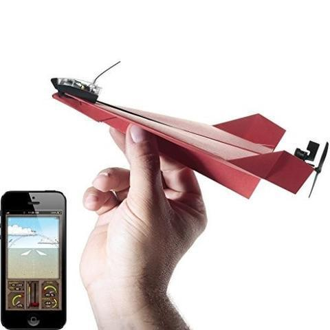 Ovasmart SMARTPHONE CONTROLLED PAPER AIRPLANE