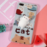 Ovasmart Squishy 3D Phone Case for iPhone