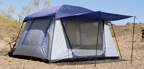 PAHAQUE Green Mountain 5XD: 3 Season - 5 Person Tent