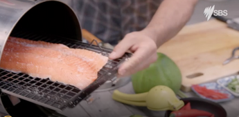 Salt Cured Salmon Recipe | Muurikka Electric Smokers