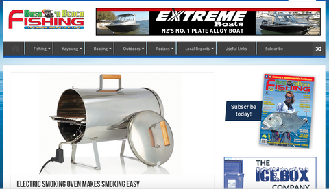 Muurikka Electric Smoker Review | BNB Fishing