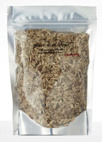 Oak Wood Chips x 5 bags| 6mm - Muurikka