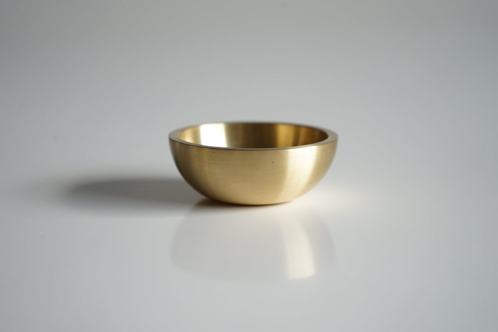 Brass Ring Bowl
