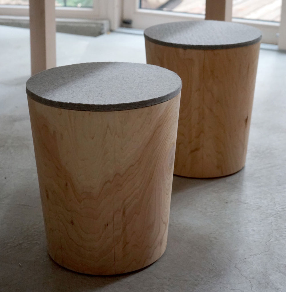 Turned Stool Series