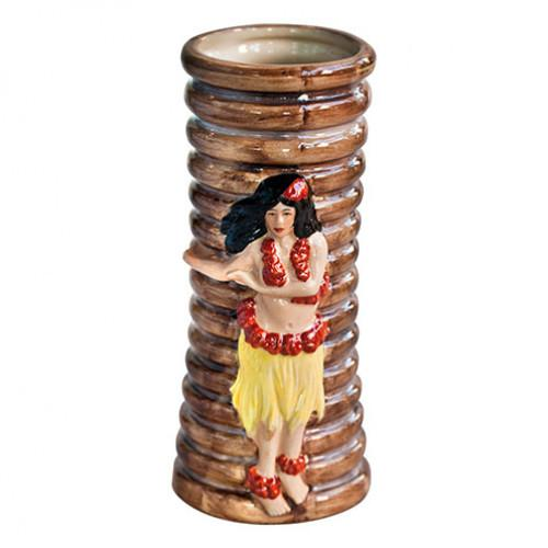 Hula Girl Tiki Mug 32cl