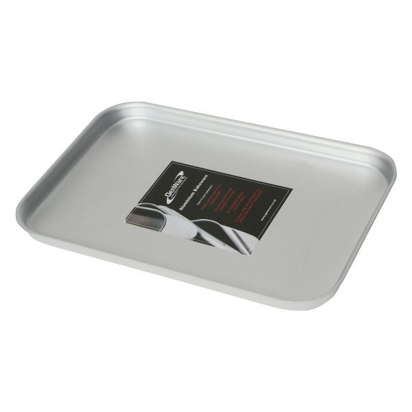 Baking Sheet 370 x 265 x 20mm Aluminium
