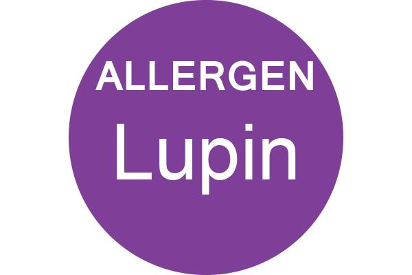 LUPIN - Dot Label- Box of 1000