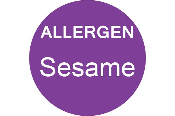 SESAME - Dot Label- Box of 1000