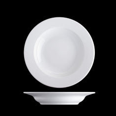 Basic Deep Plate 22cm (box of 6)