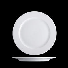 Basic Plate 24cm (box of 6)