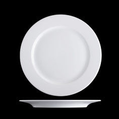 Basic Plate 26cm (box of 6)