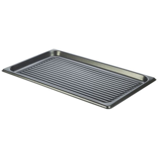 Non Stick Aluminium Ridged Baking Sheet GN1/1