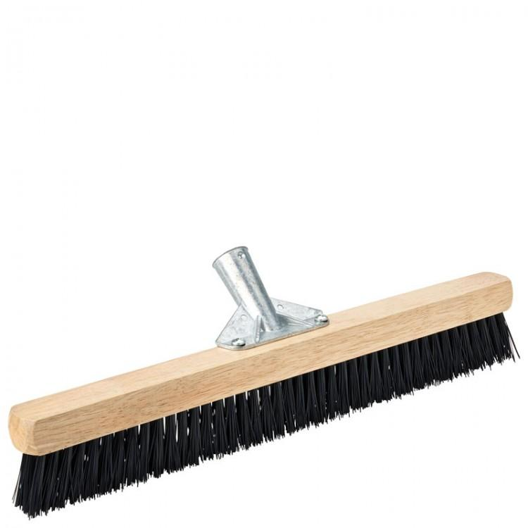 "Black Nylon Pile Brush 18"" (46cm)"