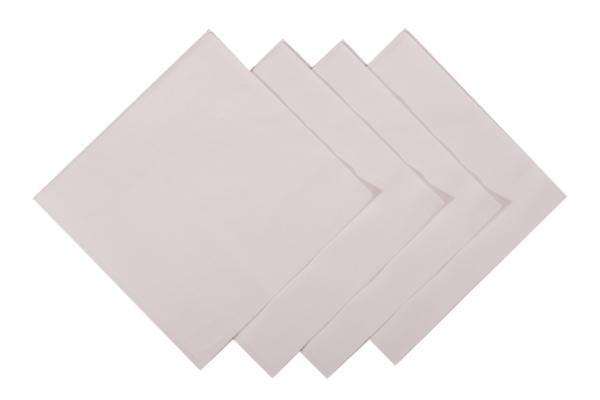 White Cocktail Napkins 25cm 2ply  Box of  4000