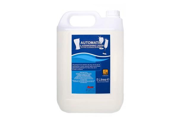 KBRH Automatic Glass Washing Liquid 2*5L