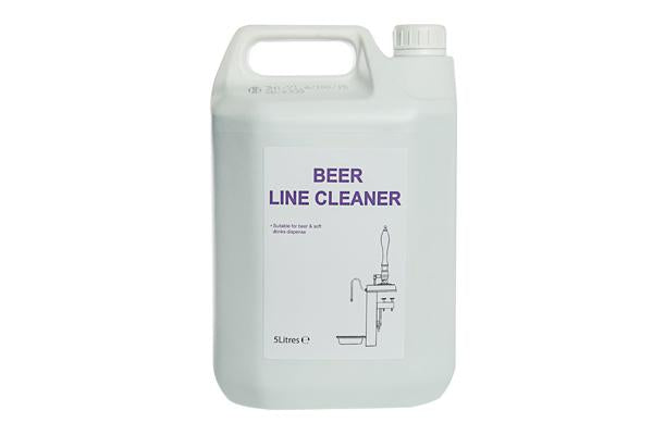 KBRH Purple Beer Line Cleaner 2*5L