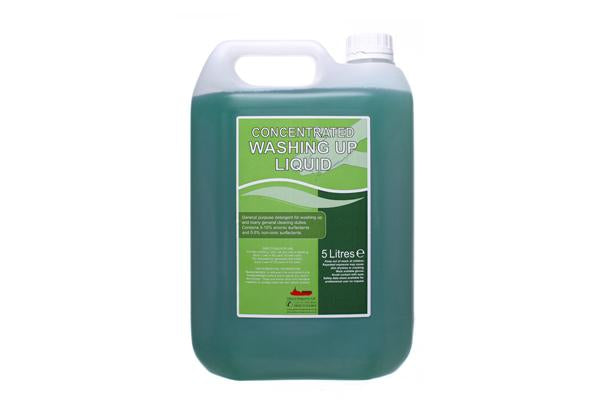 KBRH Concentrated Washing Up Liquid 2*5L