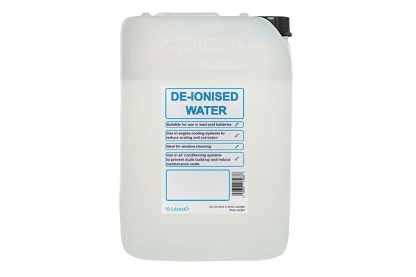 KBRH De-Ionised Water 10 L