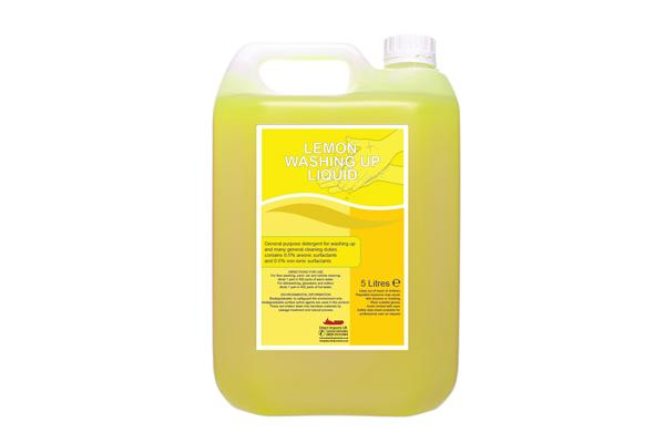 KBRH Lemon Disinfectant 2*5L
