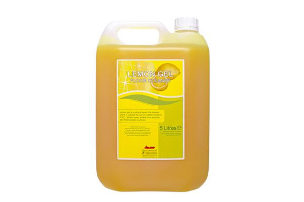 KBRHLemon Floor Gel 2*5L