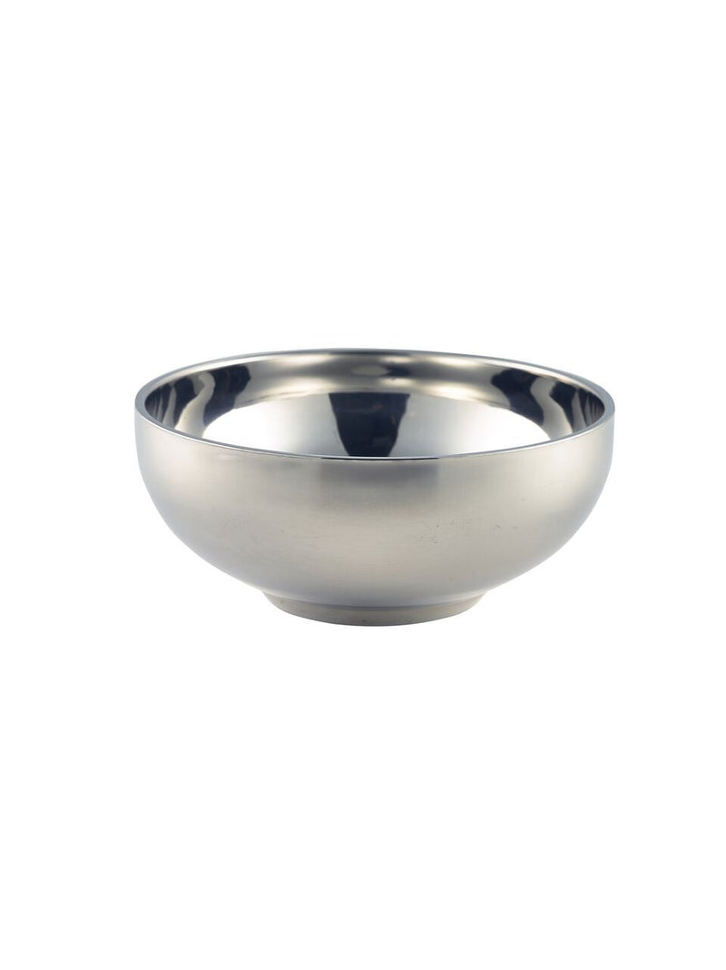 Stainless Steel Double Walled Presentation Bowl 11.5cm Ø