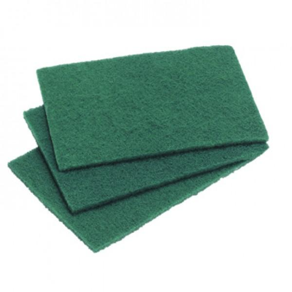 Extra Heavy Duty Green Scourer - 10pcs