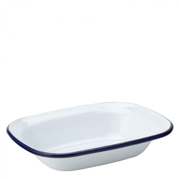 "Eagle Enamel Pie Dish 7.75"" (20cm) (box of 6)"