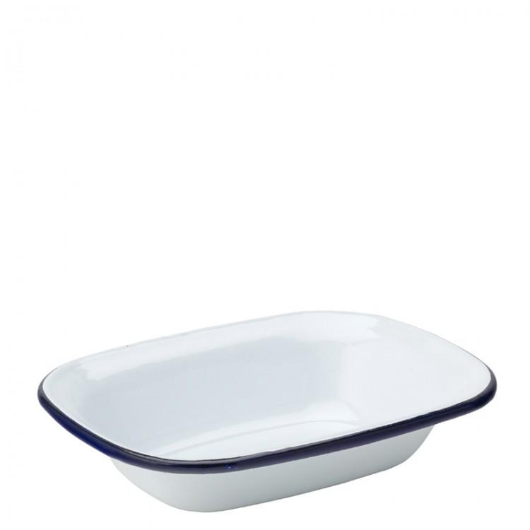 "Eagle Enamel Pie Dish 6.25"" (16cm) (box of 6)"