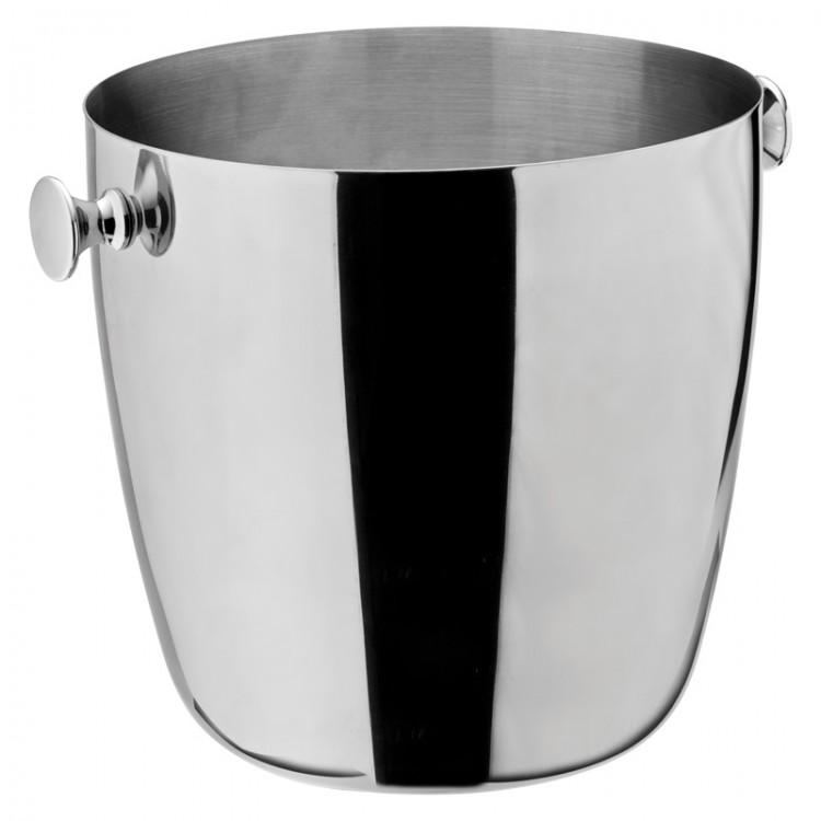 "Stainless Steel 18/10 Champagne Bucket 8.5"" (21.5cm)"