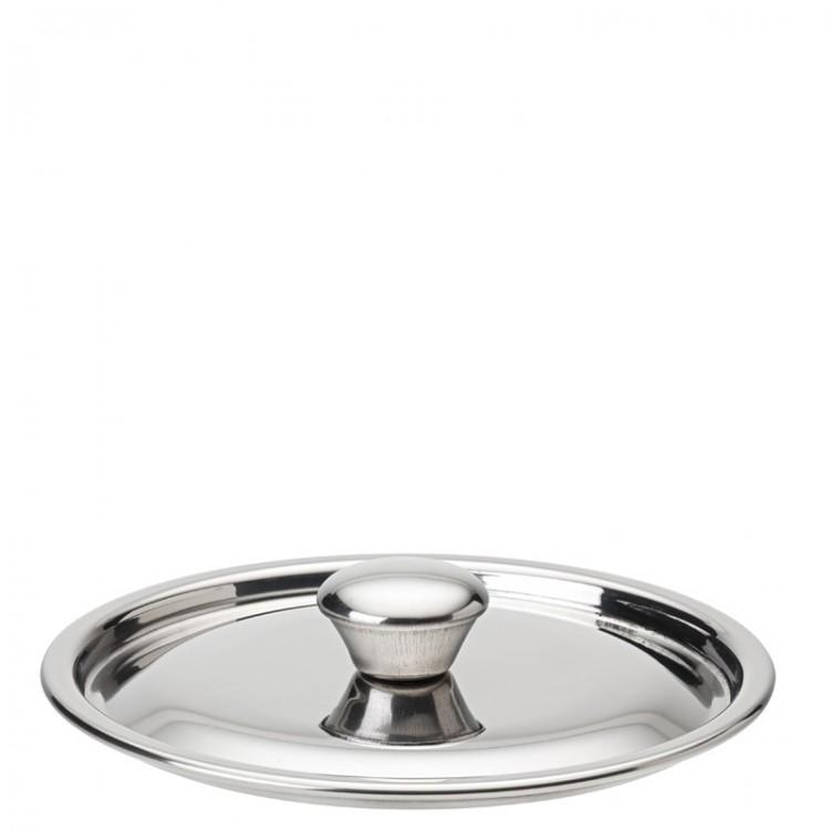 "Stainless Steel Lid 4"" (10cm) (box of 6)"