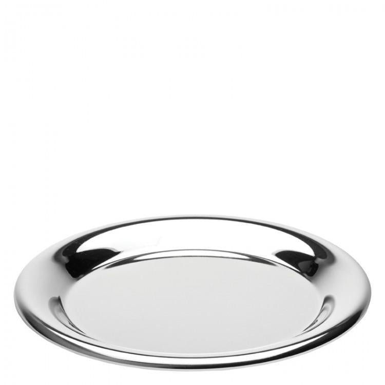 "Stainless Steel Tip Tray 5.5"" (14cm) (box of 12)"