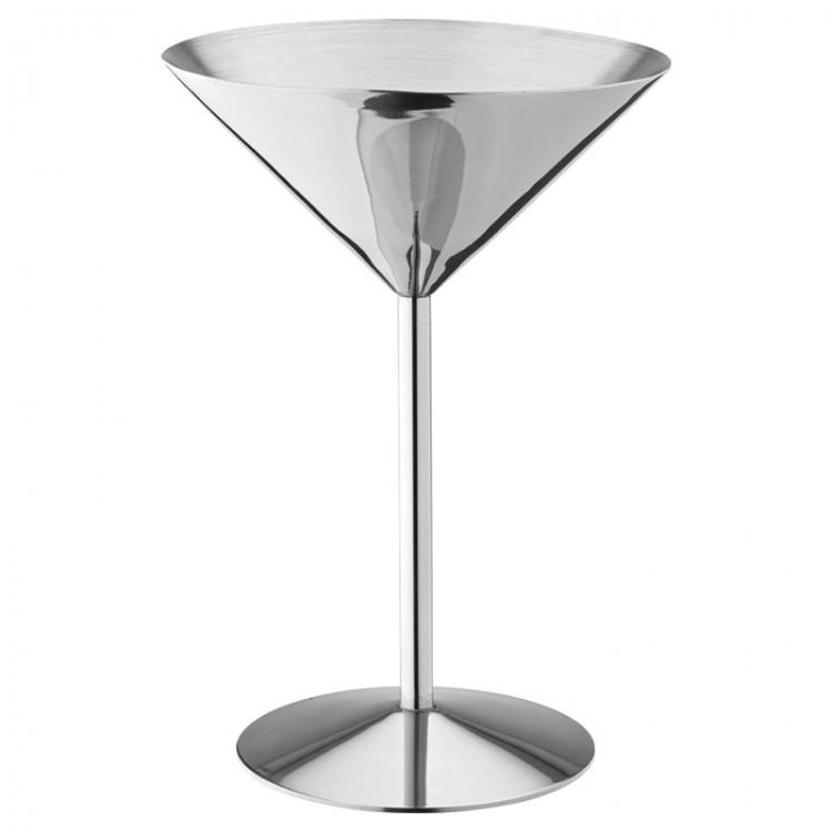 Stainless Steel Martini 8.5oz (24cl) (box of 6)