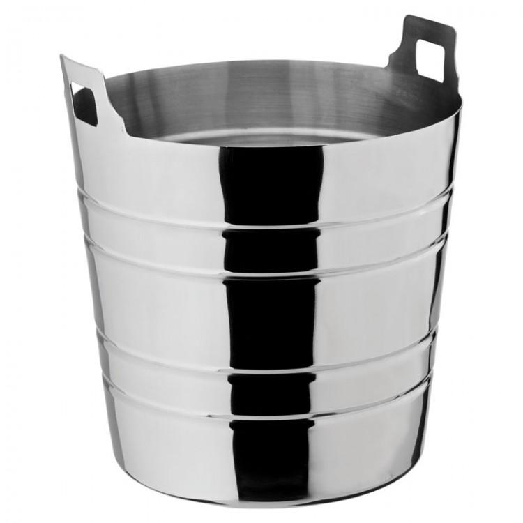"Ribbed Wine Bucket 8"" (20cm)"