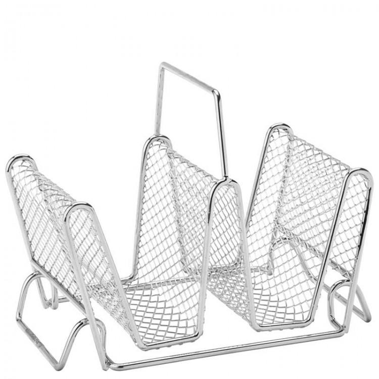 "Wire Taco Holder 8"" (20cm) (box of 12)"