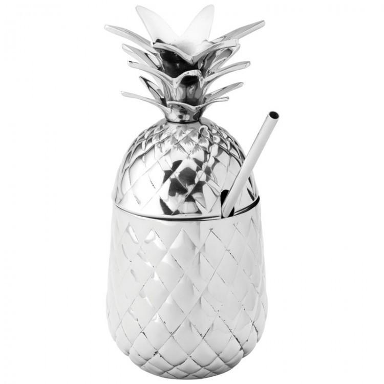 Hawaii Silver Pineapple 20oz (57cl)