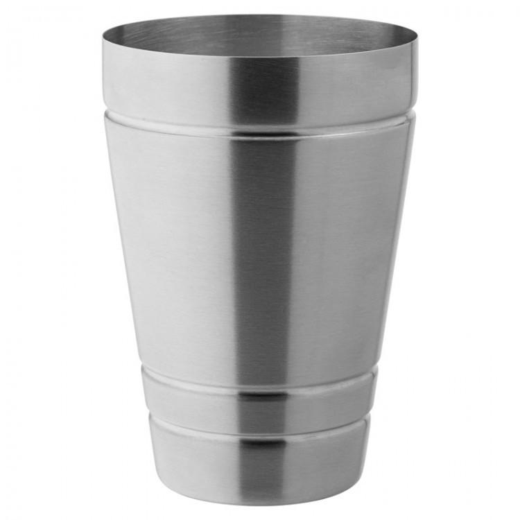 Brushed Steel Tumbler 17.25oz (49cl) (box of 6)